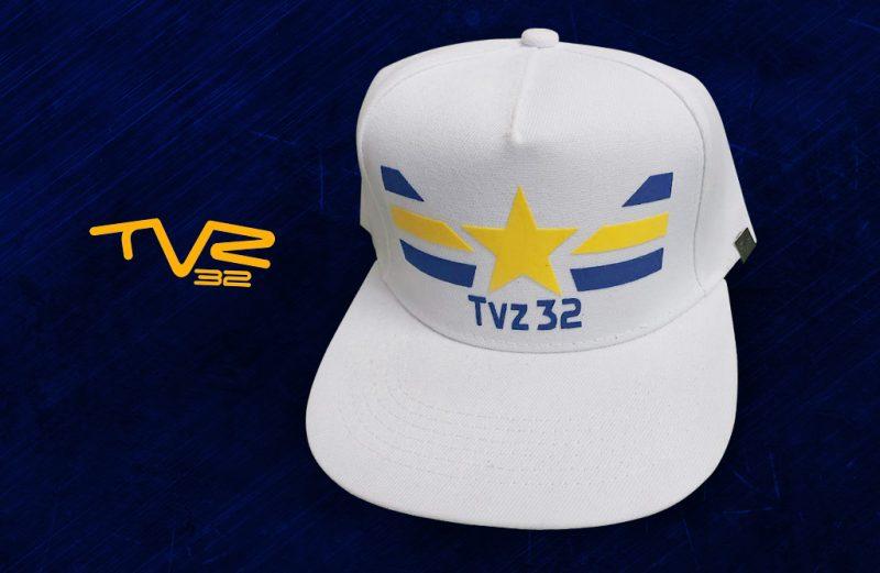 Gorra TVZ 32 Blanca